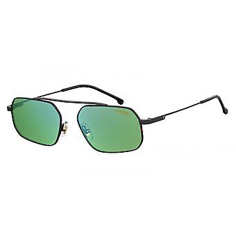Sunglasses Unisex 2016T/S black with green glass