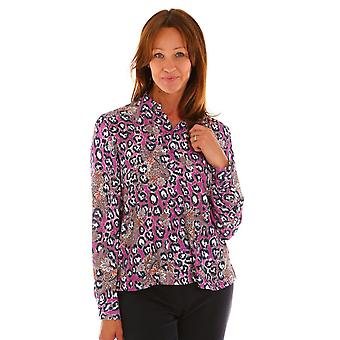 ERFO Erfo Multi Colored Blouse 301104100