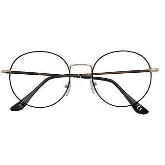 Leesbril Women's Ringo zwart/gouddikte +1.50
