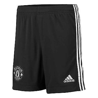 2020-2021 Man Utd Adidas Away Pantaloni scurți (Copii)