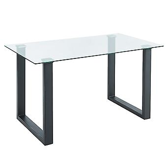 Dahlia Dining Table - Black