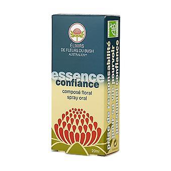 Floral Compound Confidence 20 ml of floral elixir
