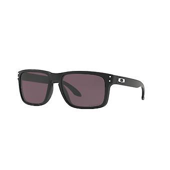 Oakley Holbrook OO9102 E8 Matte Black/Prizm Grey Sunglasses
