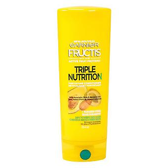 Garnier Fructis Triple Nutrition conditioner, 354 ml