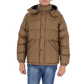 Woolrich Woou0260mrut20977285 Miehet'Ruskea Nailon Down Jacket