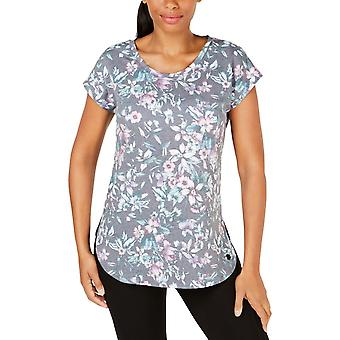 Ideology   Floral-Print T-Shirt