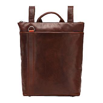 6135 Nuvola Pelle Men's backpack handbags in Leather