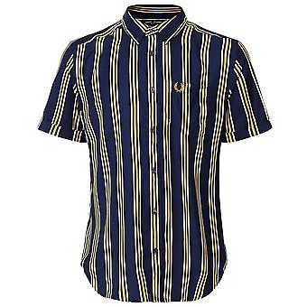 Fred Perry Verticale Streep Shirt M9550