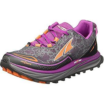 Altra Women Timp Trail Zero-Drop Lace-up Running Shoe