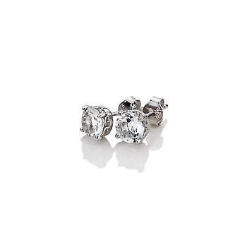 Anais Hot Diamonds Anais April White Topaz Earrings AE004