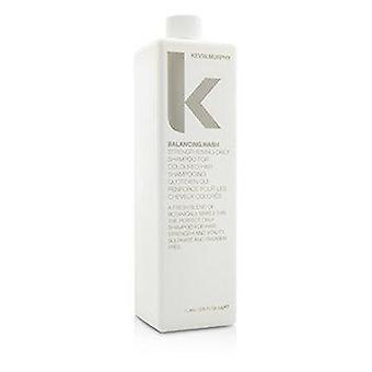 Balancing.Wash (Versterking dagelijkse shampoo - voor gekleurd haar) 1000ml of 33.6oz