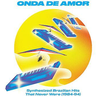 Various Artist - Onda De Amor [Vinyl] USA import