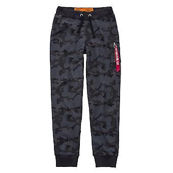 Alpha Industries Pantalones de Carga para Hombre X-Fit Camo