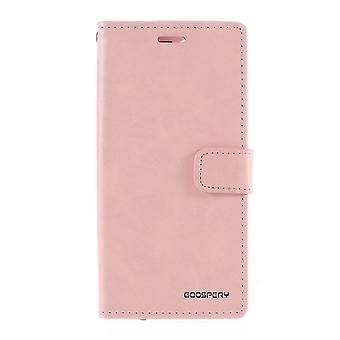MERCURY GOOSPERY Sininen kuu iPhone 12 Mini - RoseGold