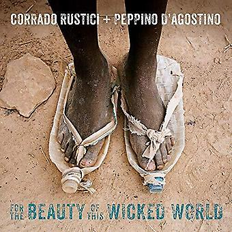 For The Beauty Of This Wicked World [CD] USA import