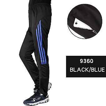 "Men""s Athletic Pants, Soccer Training Running Pants ,  With Zipper Cycling"