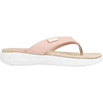 Kenneth Cole Reaction Womens Ready Thong Fabric Open Toe Casual
