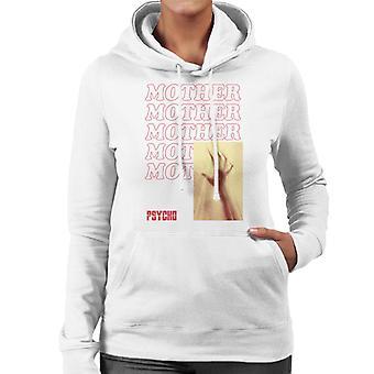 Psycho Mother Mother Mother Women's Hooded Sweatshirt