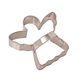 Eddingtons Stainless Steel Angel Cookie Cutter & Handle 853125