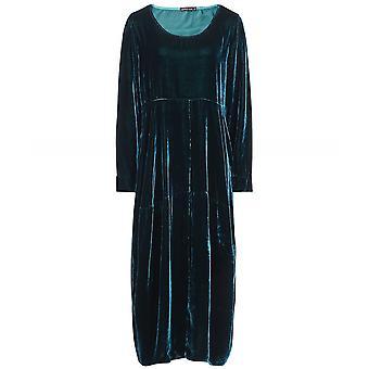 Grizas Velvet Midi Dress