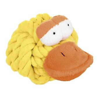 Nayeco Lucas Duck Rope Ball (Dogs , Toys & Sport , Balls)