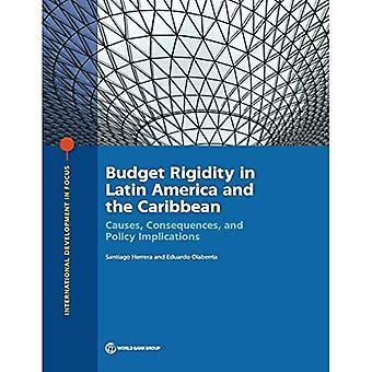 Budget rigiditeiten en fiscale prestaties in Latijns-Amerika - Internationale ontwikkeling in focus