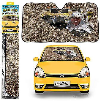 آرتشي ماكفي - سيارة مليئة بعمد الشمس التلقائي من النحل
