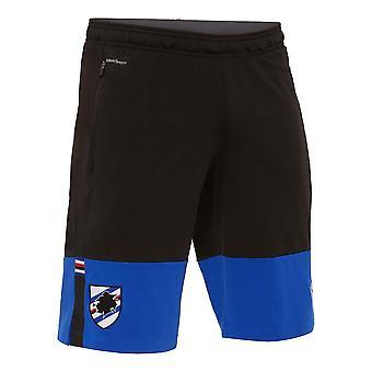2020-2021 Sampdoria Pantalones cortos de entrenamiento (Negro)