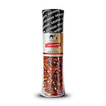 Chili spice kruiden gigantische molen 165g/ 5.82oz van zijde route spice bedrijf gemakkelijk te gebruiken gigantische gri