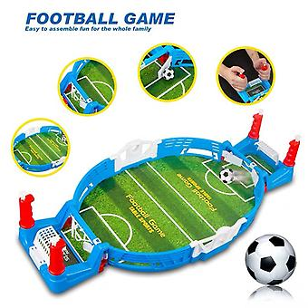 Table Sports Football Mini Soccer Arcade Party Games Double Battle Interactive Toys For Children Kids Adults