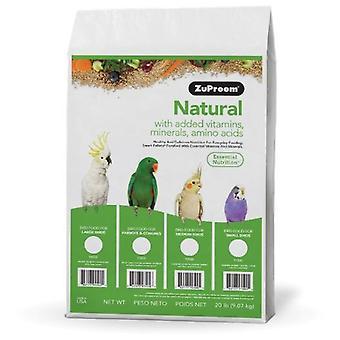 ZuPreem Natural Mix Papageien Und Conures (Vögel , Vogelfutter)