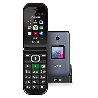 "Mobile phone SPC 2316N Jasper 2,8"" TFT WiFi 1600 mAh Black"