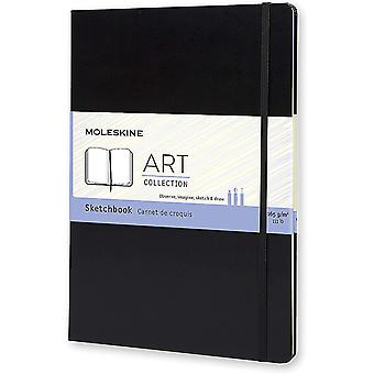 Moleskine Art Collection Watercolor Notebook, Drawing Book with Hard Cover