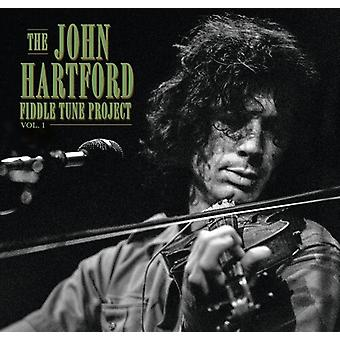 John Hartford Fiddle Tune Project 1 [CD] USA Import