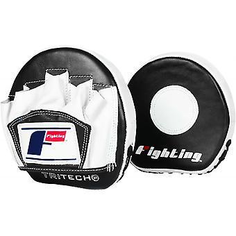 Fighting Sports Tri-Tech Micro Mitts - Black/White