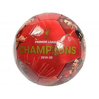 Liverpool FC Premier League Champions Player Football