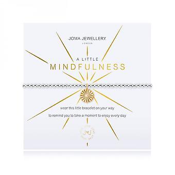 Joma Smykker Litt Mindfulness 17.5cm Stretch Armbånd 3476