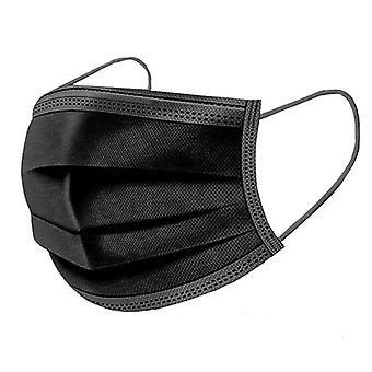 Engangsmaske, 3ply-earloop ansiktsmaske, Designer Mask, Seal Respirator
