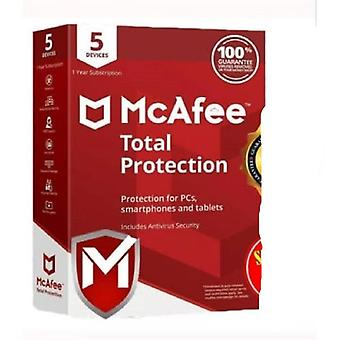 Mcafee Protection Total Antivirus Télécharger