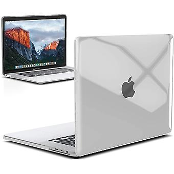 "InventCase Rigid Hard Case Cover til MacBook Pro 16"" 2019 / 2020 A2141 Bærbar computer - Krystalklar"