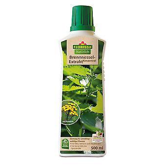 FLORISSA Nettle Extrakt med Rainfarn Koncentrat, 500 ml