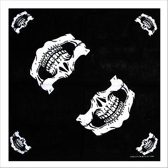 Skull Jaw Bandana