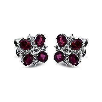 Luna Creation Princess Studs 2F302W8-1
