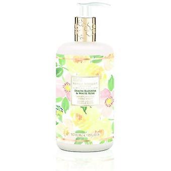 Baylis & Harding Royale Bouquet Sitruunankukka ja valkoinen Rose Käsi Saippua 500 ml
