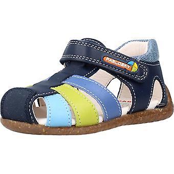 Pablosky Sandalias 091622  Color Blue