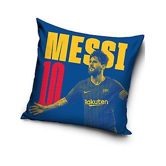 Fc Barcelona Messi 10 Cuscino riempito