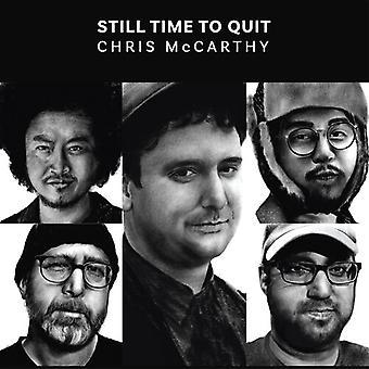 Mccarthy,Chris - Still Time To Quit [Vinyl] USA import