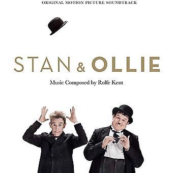 Kent,Rolfe - Stan & Ollie: Original Motion Picture Soundtrack [Vinyl] USA import