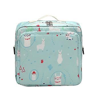 Große Kapazität Baby Kinderwagen Tasche, Lagerung Organizer, Mama Reisen, hängen,