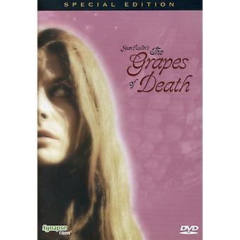 The Grapes of Death [DVD] USA import
